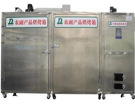生物质热风炉烘干金银花步骤