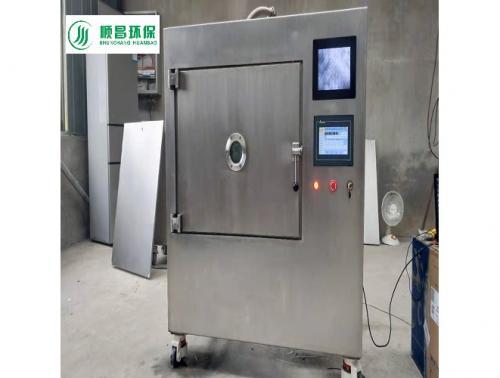新型真空微波干燥设备原理及应用