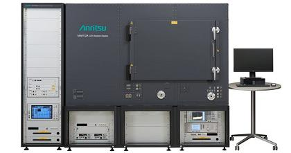 TELEC正式采用安立5G NR射频测试系统