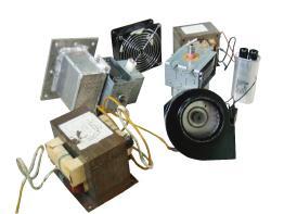 工业微波变压器,磁控管