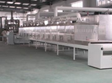 微波陶瓷烘干定型设备