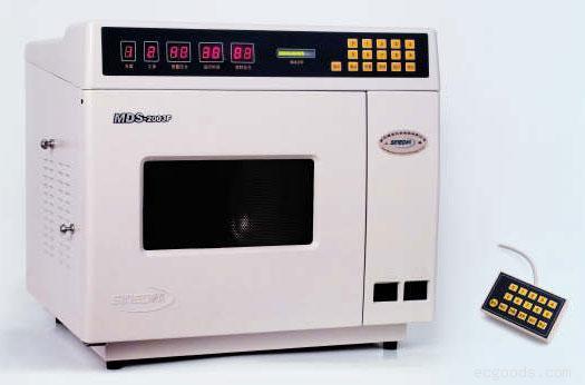 非脉冲式自动变频微波消解仪