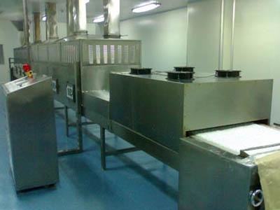 微波制药干燥、杀菌设备