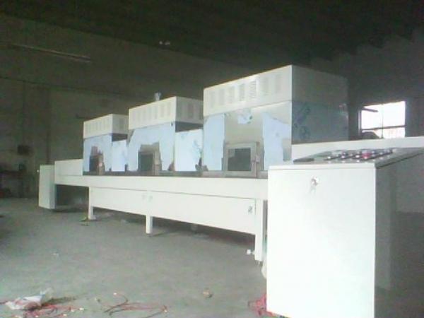 南瓜子微波烘培设备