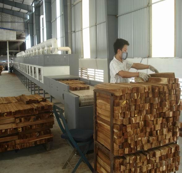 山东木材干燥杀菌设备