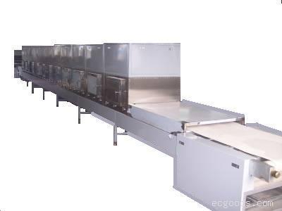 微波无油(节油)方便面干燥设备