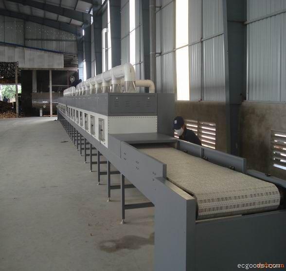 微波石膏板干燥设备