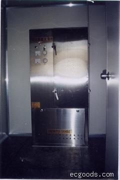 立式微波灭菌干燥机