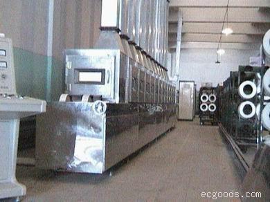 微波茶叶杀青提香干燥设备