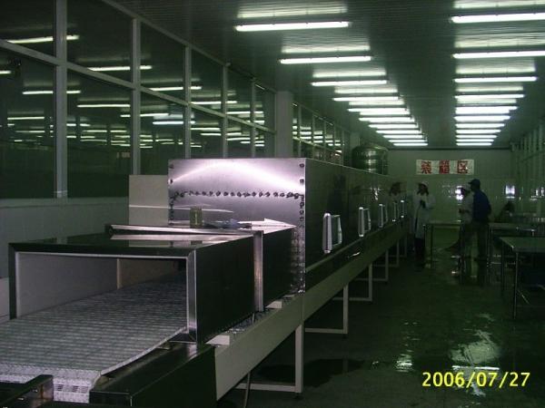 微波陶瓷定型干燥设备