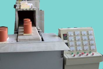 微波蜂窝陶瓷干燥炉