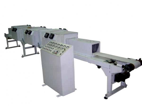 直线隧道式箱型工业微波设备