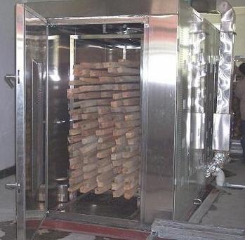 木材微波干燥(烘干)设备