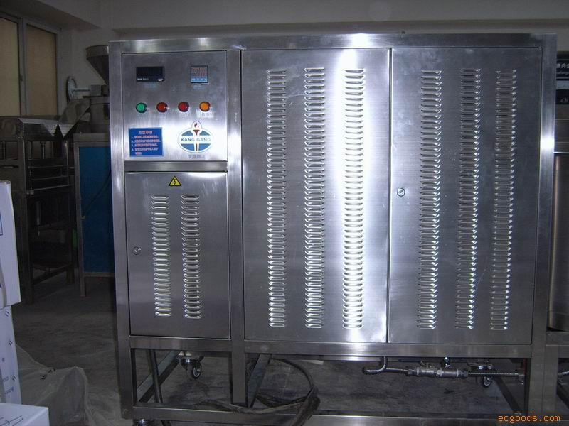 微波液体杀菌设备