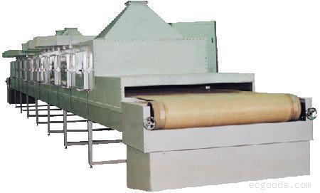 微波纸类产品烘干机