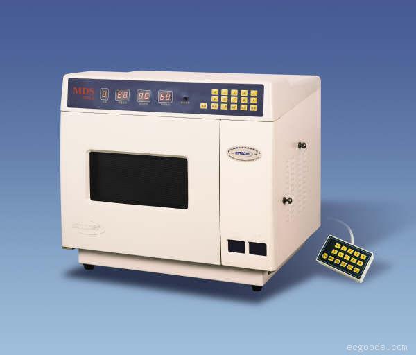 微机控压密闭微波消解系统