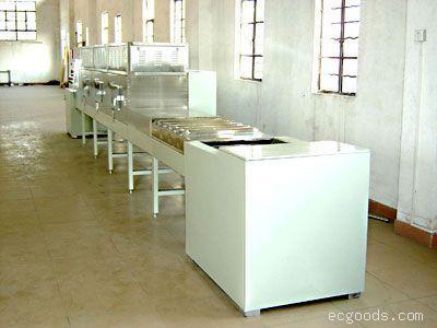 微波生物菌肥干燥设备