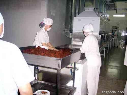 牛肉干生产线