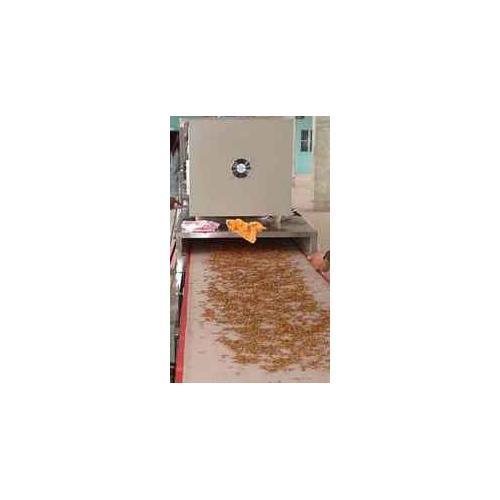 黄粉虫微波烘干技术(设备)