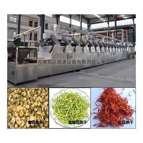 微波杀菌设备在茶叶杀虫中的应用