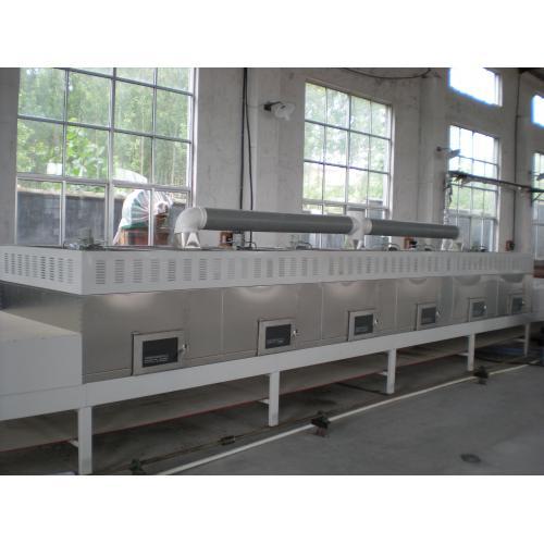 新疆红枣片微波杀菌干燥设备