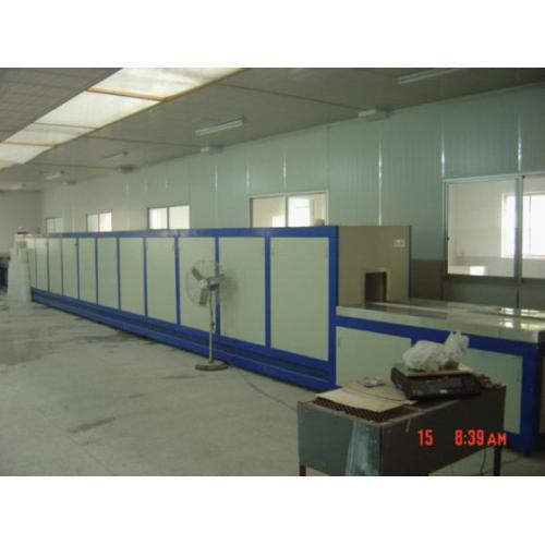 隧道式陶瓷定型干燥设备