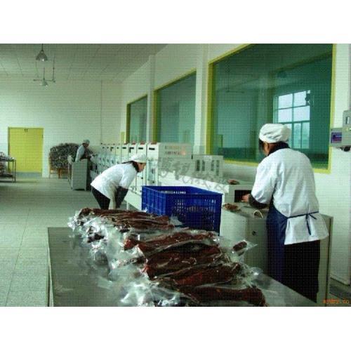 微波袋装食品杀菌设备