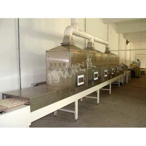 隧道式乳儿糕微波干燥设备