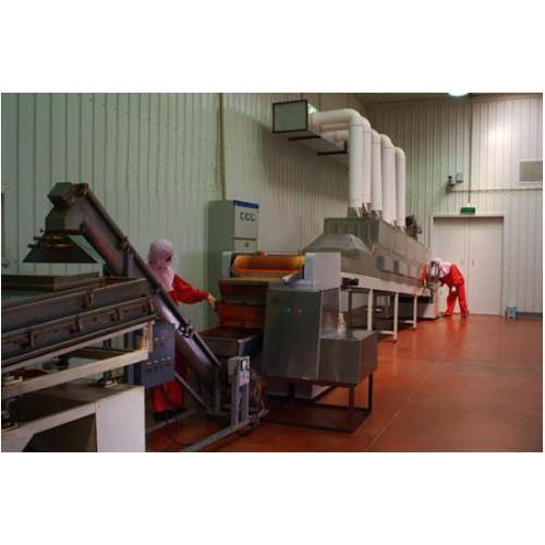 微波食品干燥设备