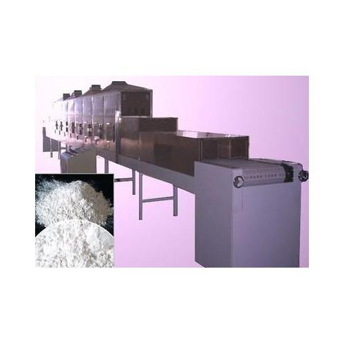 隧道式微波化工粉料干燥设备
