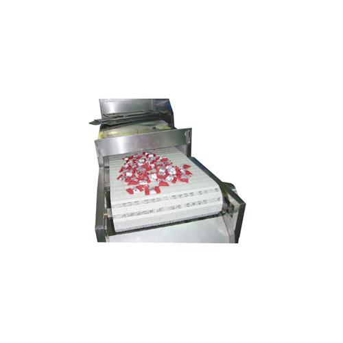 微波牛肉干烘干杀菌设备