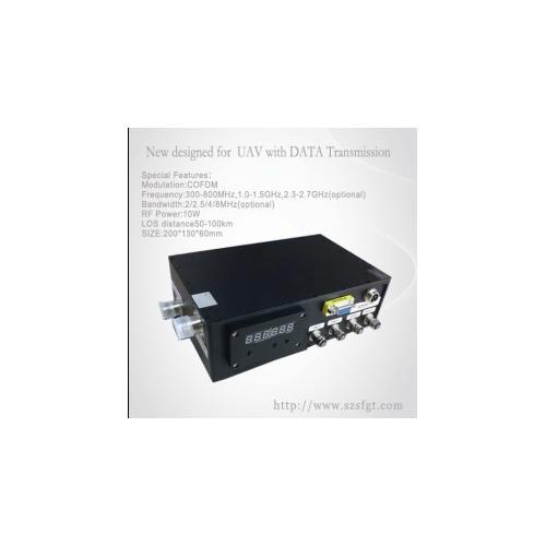 军工级数字无线视频传输系统