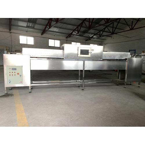 厂家生产支持定制五谷杂粮微波烘干机五谷微波膨化机